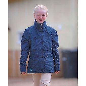 Mark Todd Childrens/Kids Padded Waterproof Jacket