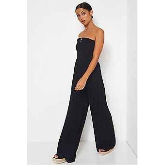 Bandeau jumpsuit Tall collectie