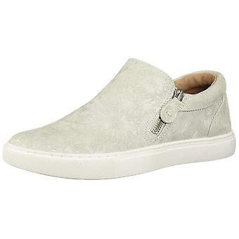 Gentle Souls Women's Lowe Double Zip Sneaker