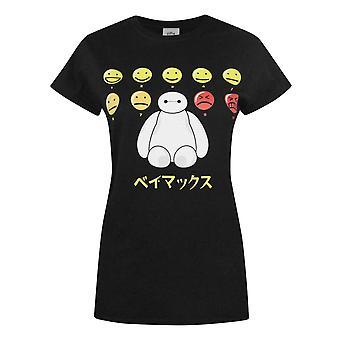 Big Hero 6 Baymax Pain Scale Women's T-Shirt