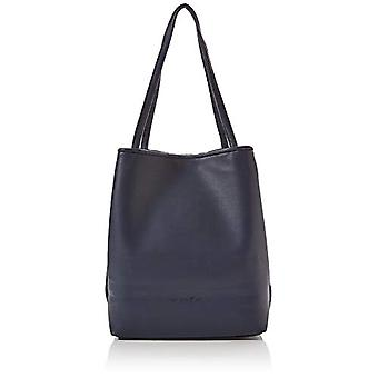 Tom Tailor Denim Susie - Blue Women's Tote Väskor (Blau) 24x16x4 cm (W x H L)