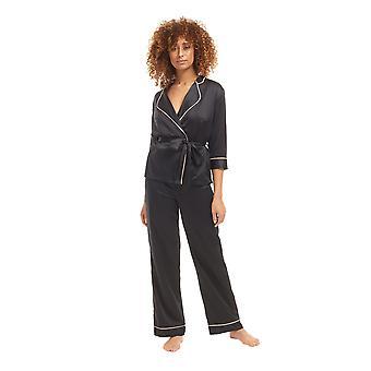 Bluebella 40227 Women's Wren Black Pyjama Set