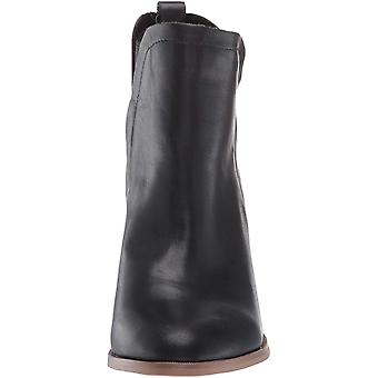 206 Collective Womens Kamy Leather Closed Toe Ankle Fashion Boots