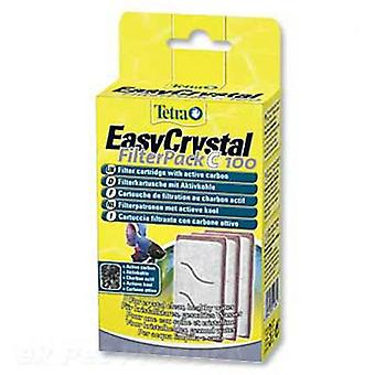 Tetra EasyCrystal Filter Pack C 100 (Vissen , Filters en waterpompen , Filter materiaal)