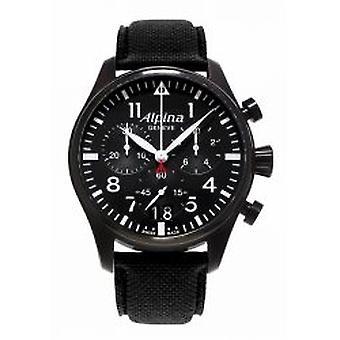 Alpina Startimer Pilot Herrenchronograph (AL-372B4FBS6)
