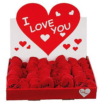 Roxan 装飾の豪華なバレンタイン ハートのハンギングあなたを愛して