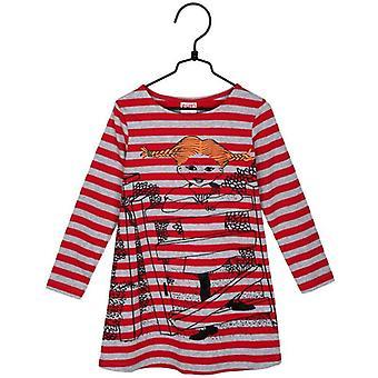 Pippi Longstocking Grind Robe Rouge