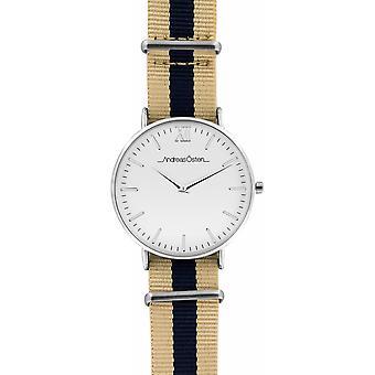 Andreas Osten AO-147 - orologio classico blu donna