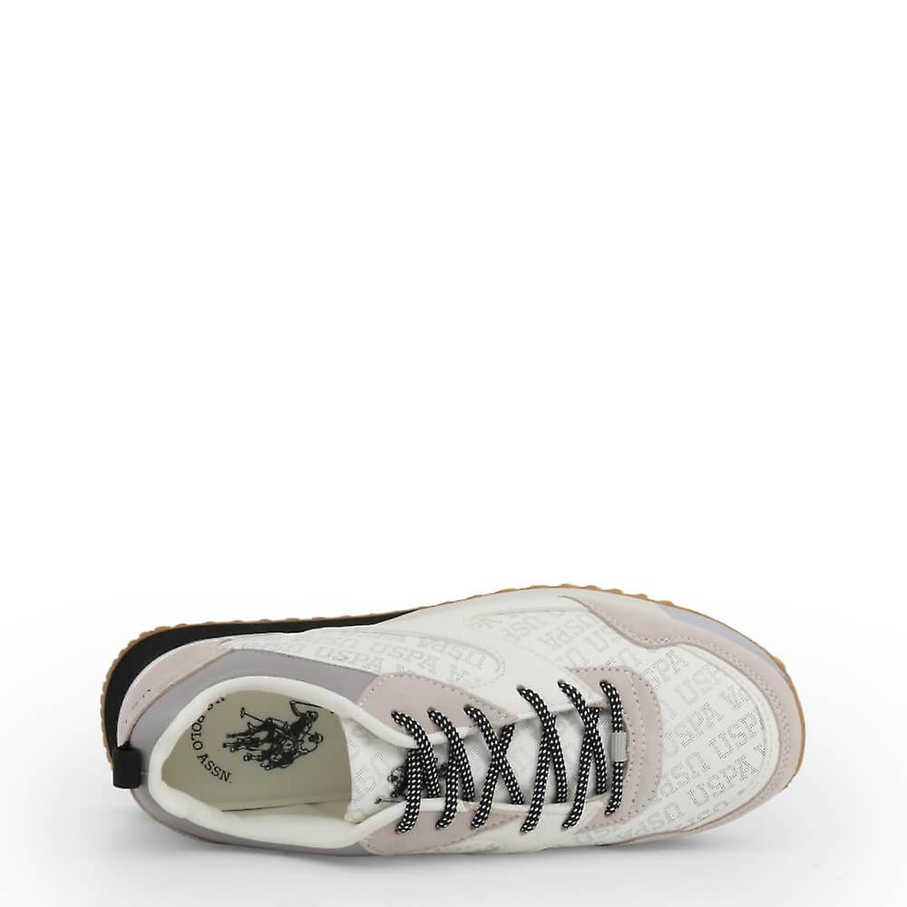 U.s. Polo Assn. Original Women All Year Sneakers - White Color 36857