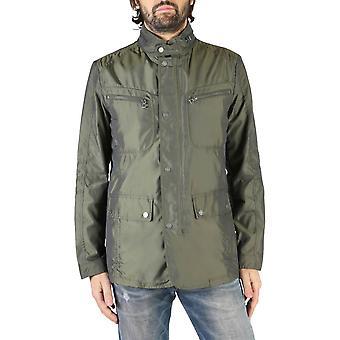 Geox Original Men Spring/Summer Jacket - Green Color 56602