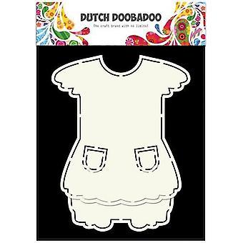 Niederländische Doobadoo niederländische Karte Kunst Schablone Kleid A5 470.713.629