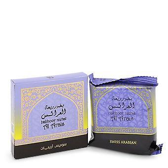 Swiss Arabian Reehat Al Arais Bakhoor Incense By Swiss Arabian 40 grams Bakhoor Incense