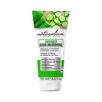 Exfoliating Cream Cucumber Naturalium (175 ml)