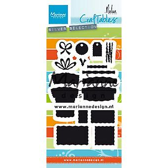 Marianne Design Craftables Cutting Dies - Presents By Marleen CR1488