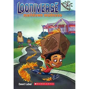 Meltdown Madness by David Lubar - Matt Loveridge - 9780606319836 Book