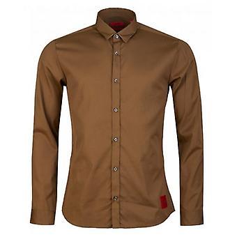 BOSS Ero Tab Logo Poplin Shirt