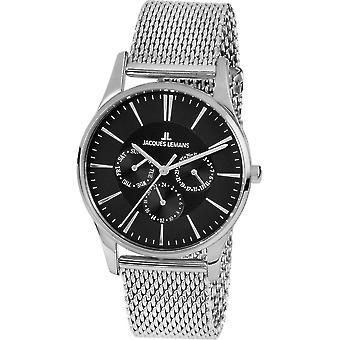 Jacques Lemans - Wristwatch - Men - London - Classic - 1-1951E