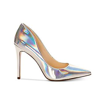 Jessica Simpson Cassani3 Iridescent Stiletto Heeled Classic Style Pumps