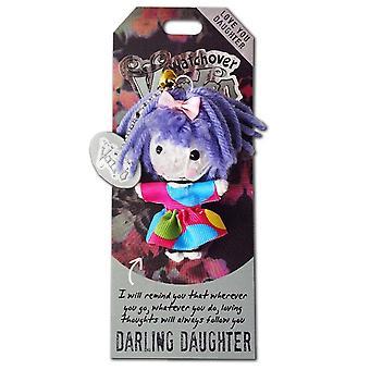 Watchover Voodoo Dolls Darling Daughter Voodoo Keyring