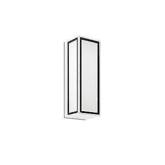 Faro Pivot - Outdoor LED Box Wandleuchte Weiß 9W IP65 - FARO71304