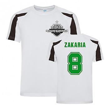 Denis Zakaria MGB Sport Utbildning Jersey (Vit)