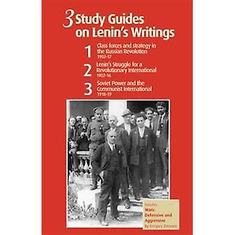 3 Study Guides on Lenin's Writings by Steve Clark - 9781604880731 Book