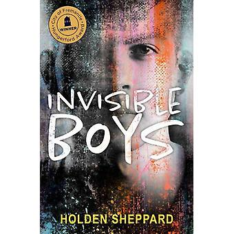 Invisible Boys by Holden Sheppard