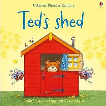 Teds Shed by Lesley Sims