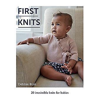 First Knits - 20 onweerstaanbare breisels voor baby's door Debbie Bliss - 97817