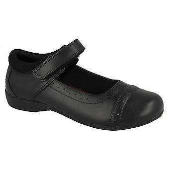 Cool For School Childrens Girls Brogue School Shoes