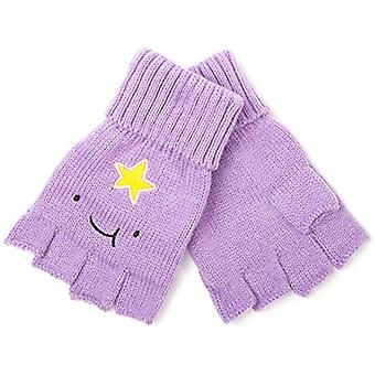 Official Adventure Time Lumpy Space Princess Fingerless Gloves
