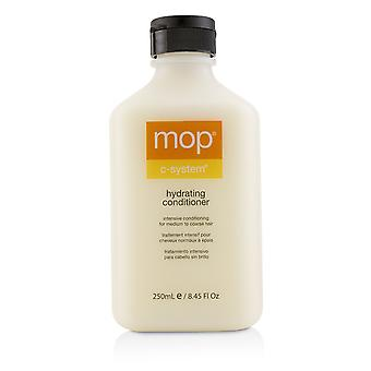 Mop c system hydrating conditioner (for medium to coarse hair) 250ml/8.45oz