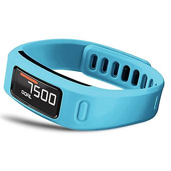 Replacement Wristband Bracelet Band Strap for Garmin Vivofit[Large,Light Blue] BUY 2 GET 1 FREE Supplier 18