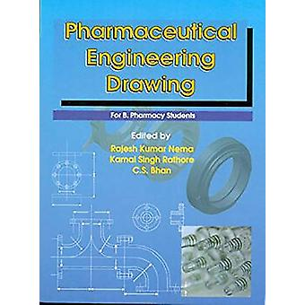 Pharmaceutical Engineering Drawing by Nema - 9788123916149 Book
