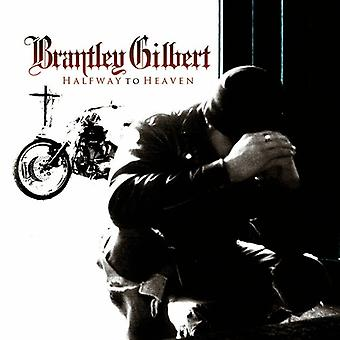 Brantley Gilbert - Halfway to Heaven [CD] USA import