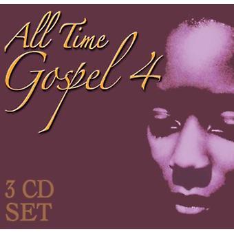 Alle tid Gospel - Vol. 4-All tid evangeliet [DVD] USA importere
