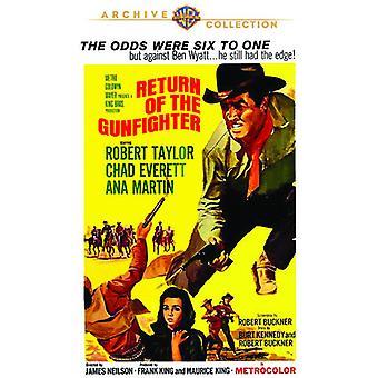 Return of the Gunfighter (1967) [DVD] USA import