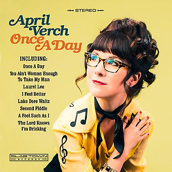 Once A Day [CD] USA import