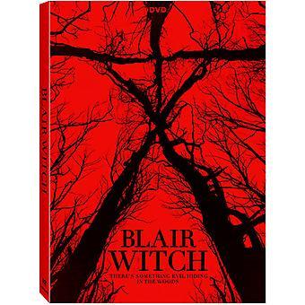 Importación de los E.e.u.u. de la bruja de Blair [DVD]