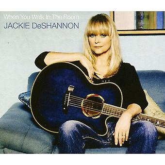 Jackie Deshannon - When You Walk in the Room [CD] USA import
