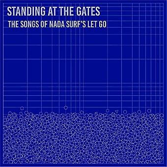 Various Artist - Standing at Gates: Songs of Nada Surf's Let / Var [CD] USA import