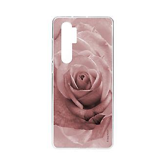 Casco para Xiaomi Mi Note 10 Soft Pink Lite en Color Pastel