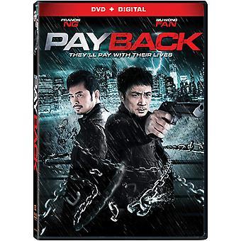 Betala tillbaka [DVD] USA import