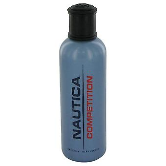 Nautica Competition After Shave (Blue Bottle unboxed) By Nautica 4.2 oz After Shave