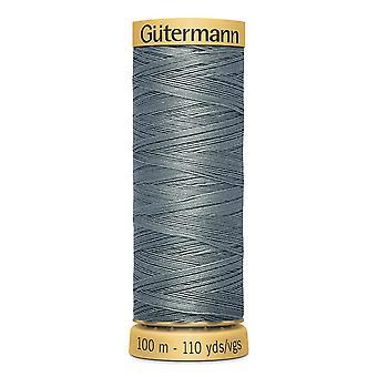 Gutermann 100% Filo di cotone naturale 100m Mano e codice di colore della macchina - 5705