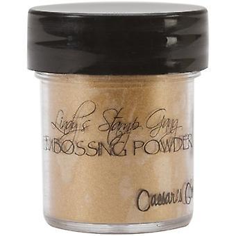Lindy's Stamp Gang Caesar's Gold Embossing Powder