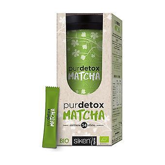 Sikenform Purdetox Matcha Bio (Recharge) 14 packets