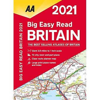 Big Easy Read Britain 2021