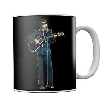 TV-ajat Roy Orbison esiintymässä 1976 muki