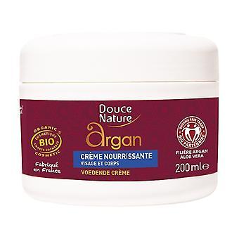 Organic nourishing cream 200 ml of cream